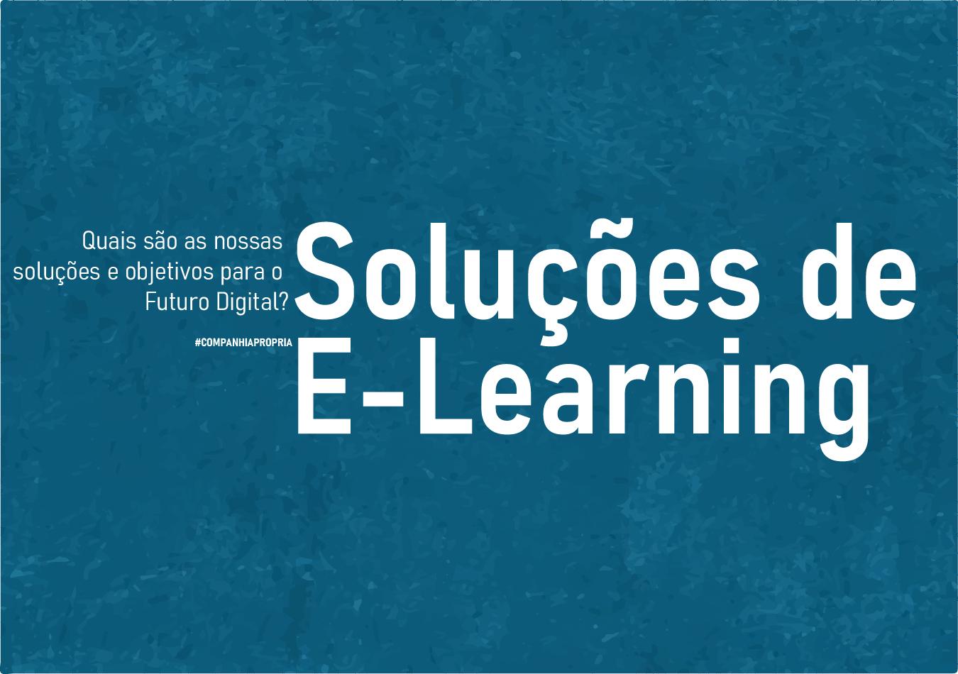 soluções de e-learning